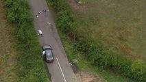 영국에서 출동 경찰관 피살...용의자 10명 체포 / YTN