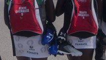 New Cleats for Kenyan Team