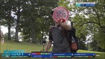 Jalle Stoors with a crazy eagle throw at the World Championships of Disc Golf, a breakdown
