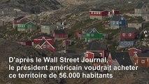 Réactions au Groenland alors que Trump aurait proposé d'acheter l'île