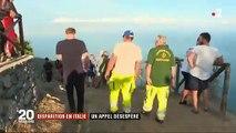 Ecoutez le dernier appel glaçant aux secours du jeune randonneur français blessé, Simon Gautier, introuvable depuis sept jours en Italie