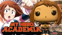 My Hero Academia Ochaco Funko Pop Vinyl Figure Detailed Review