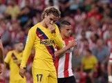 Liga  : Le Barça rate sa première