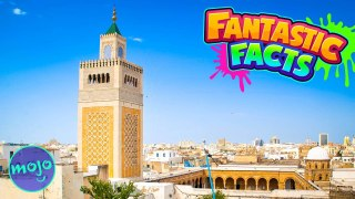TUNISIA! — Fantastic Facts