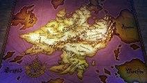 Fire Emblem Three Houses - Combat at Tailtean Plains: Map & Figurines Edelgard Dimitri Cutscene 2019
