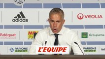 Sylvinho «On a fait un grand match» - Foot - L1 - OL