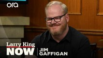 """""""Time is worth everything"""": Jim Gaffigan explains meaning behind stand-up special"""