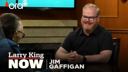 "'There are people who are really good at it"": Jim Gaffigan on why he stays away from politics"