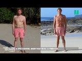 """""""The Island"""": la transformation physique des célébrités en images"""