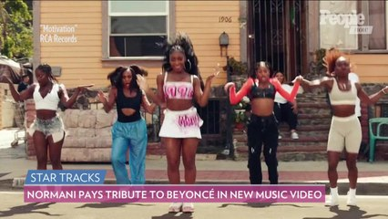 Normani Honors Some 2000s Pop Icons Including Beyoncé with Her New Music Video — Watch