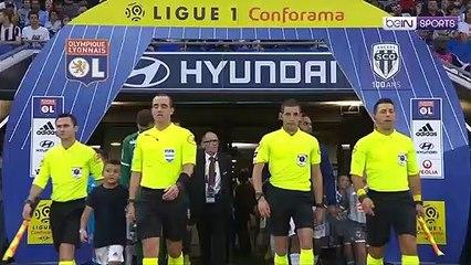 Ligue 1 19/20 Match Highlights: Lyon 6:0 Angers