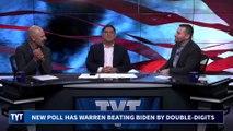 Elizabeth Warren Kicking Joe Biden Out Of 2020 Race