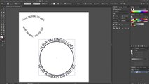 Adding text in the shape of a circle (Adobe Illustrator)_3 (1) -+++===