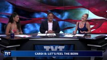 Bernie Sanders Gets Real With Cardi B