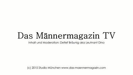 Das Männermagazin TV, Folge 37, Der Wohnwagen für den Freien Mann