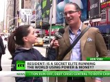 Secret elite ruling the world -