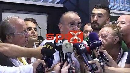 """Abdurrahim Albayrak'ın flaş sözü; """"Falcao %99"""""""