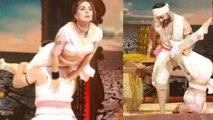 Nach Baliye 9: Kundali Bhagya Actress Shraddha Arya gets INJURED While Performing |FlmiBeat