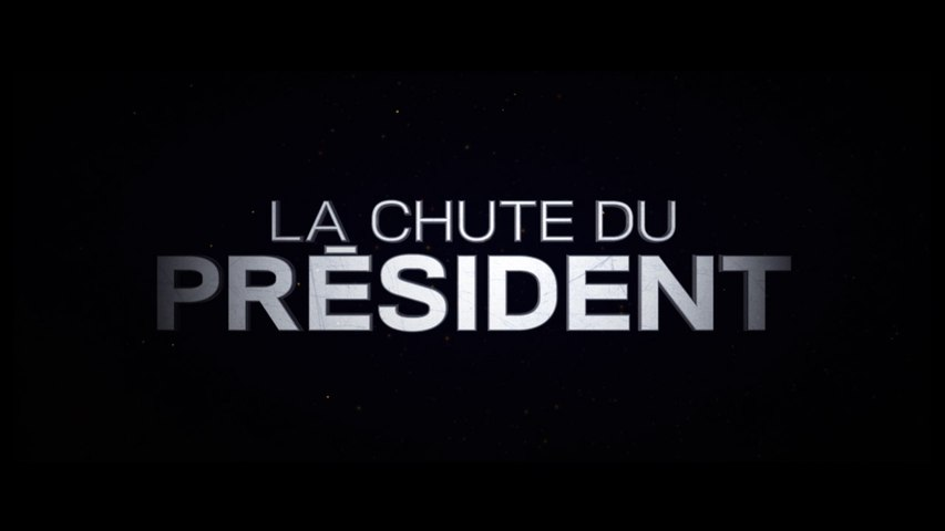 LA CHUTE DU PRÉSIDENT (2019) en français HD (FRENCH) Streaming