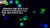 CliffsNotes EMT-Basic Exam Cram Plan (Cliffsnotes Cram Plan)  Best Sellers Rank : #5