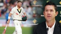 Ashes 2019 : 'David Warner Missed Scoring Opportunities' Says Ricky Ponting || Oneindia Telugu