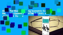 About For Books  Making Isometric Social Real-Time Games with HTML5, CSS3, and Javascript  Review