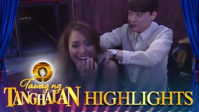 Ryan tries to give TNT contender a massage | Tawag ng Tanghalan