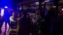 Manisa'da İşçi Servisleri Çarpıştı: 23 Yaralı