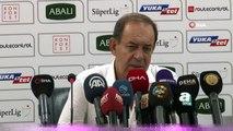 Denizlispor-Galatasaray Maçının Ardından Teknik Adamlar Mücadeleyi Değerlendirdi