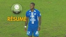 Grenoble Foot 38 - ESTAC Troyes (1-1)  - Résumé - (GF38-ESTAC) / 2019-20