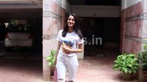 Bollywood Actress Ananya Pandey Spotted at Ritesh Sidhwani Office