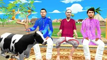 Brothers Wealth Moral Story - Hindi Stories for Kids - Cartoon Stories for Children