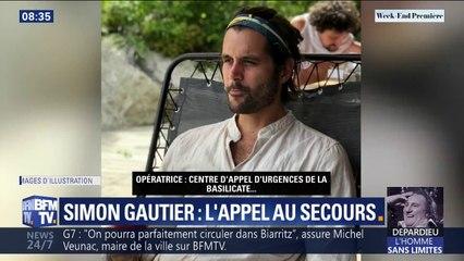 L'appel aux secours de Simon Gautier, le randonneur français disparu en Italie