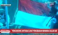 HUT RI 74, Sea World Ancol Siapkan Pengibaran Bendera di Dalam Air