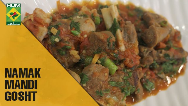 Famous Peshawari Namak Mandi Gosht | Food Diaries | Masala TV Show | Zarnak Sidhwa