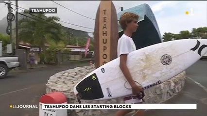 La Tahiti surf pro, manne financière pour l'économie polynésienne