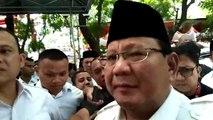Ibu Kota Dipindah, Prabowo: Perjuangan Gerindra Sedari Lama
