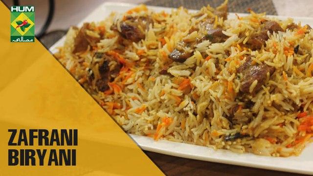 Special Zafrani Biryani|Mehboob's Kitchen | Masala TV Show | Mehboob Khan