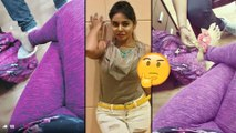 Sri Reddy Posts An Unknown Person Pics, Who Is He??  || Filmibeat Telugu