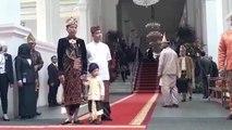 Tingkah Lucu Jan Ethes Bikin Seluruh Tamu Jokowi di Istana Gemas