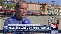 """Le maire de Collioure veut """"témoigner de sa solidarité"""" avec les blessés du feu d'artifice"""