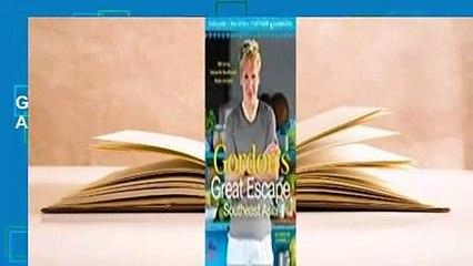 full e book gordons great escape southeast asia complete