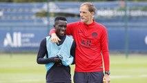 Replay : Les 15 premières minutes de l'entraînement au centre Ooredoo avant Rennes