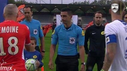Le résumé de FC Lorient-FCSM (1-0)