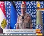 """السيسى للواء محمد عبد الحى: """"مرتبك كام"""".. والأخير يرد: 14200 جنيه"""
