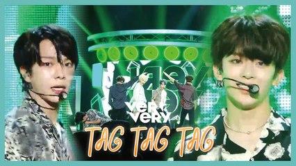 [HOT]  VERIVERY - Tag Tag Tag,  베리베리 - Tag Tag Tag   Show Music core 20190817