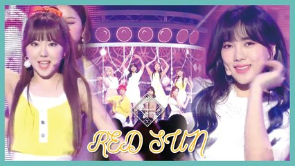 [HOT] Girls in the Park  - RED-SUN(021) ,  공원소녀  - RED-SUN(021)  Show Music core 20190817