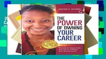 [GIFT IDEAS] The Power of Owning Your Career: Winning Strategies, Tools and Tips for Creating