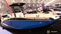 2019 Scarab 255 Open ID Jet Boat - Walkthrough - 2019 Miami Boat Show