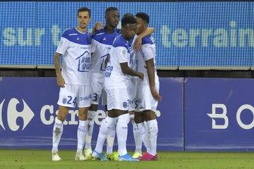 J04 - Grenoble 1-1 ESTAC ⎥Résumé du match